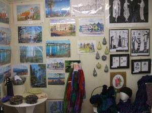 Back room - Art Prints