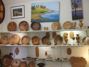 Bob's and Alan's and Alison's wood products