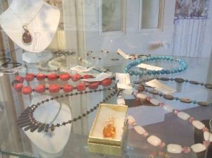 Diane's precious crystal jewellry